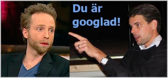 Johan Ripås vs Alex Schulman